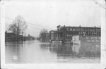 14th St W and Adams Ave, 1937 flood