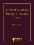 Contract Doctrine/ Theory & Practice Volume 2