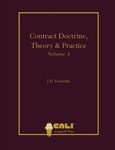 Contract Doctrine/ Theory & Practice Volume 3