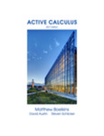 Active Calculus 2.0