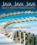 Java/ Java/ Java: Object-Oriented Problem Solving