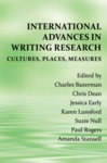 International Advances in Writing Research: Cultures/ Places/ Measures