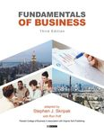 Fundamentals of Business - 3rd Edition