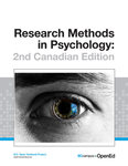 Research Methods in Psychology - 2nd Canadian Edition