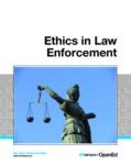 Ethics in Law Enforcement