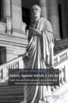 Cicero/ Against Verres/ 2.1.53-86. Latin Text with Introduction/ Study Questions/ Commentary and English Translation