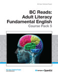 BC Reads: Adult Literacy Fundamental English Course Pack 5