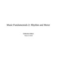 Music Fundamentals 2: Rhythm and Meter