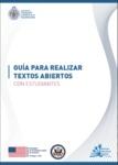 Guía Para Realizar Textos Abiertos Con Estudiantes