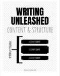 Writing Unleashed: Content and Structure - 3.0