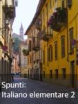 Spunti: Italiano elementare 2