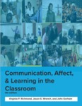 Communication/ Affect/ & Learning in the Classroom - 4th Edition