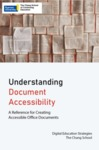 Understanding Document Accessibility