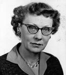 Frances Atchinson, Senior, english major