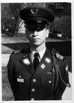 MU student and ROTC cadet Ralph turner