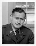 MU Military Science teacher, Col. Tiller E. Carter,ca. 1950's