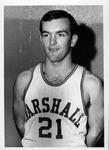 MU basketball player Joe Dawson