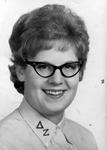 MU student Ann Eskridge, member Delta Zeta