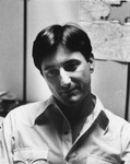 MU political science major Jim Freeman, 1981