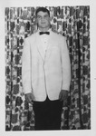 MU student Michael Ferrell, 1964