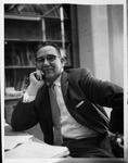 MU professor Hugh S. Fitch, ca. 1951