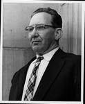 MU professor Frederick Fitch, ca. 1970
