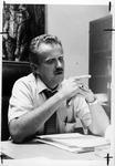 MU professor and acting president Alan Gould