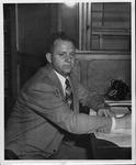 Percy Galloway, MU Bookstore manager