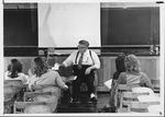 MU chemistry Professor Dr. John H. Hoback, ca. 1980