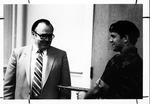 MU President Robert Hayes, ca. 1980