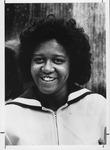 MU Women's basketball player, 1981-82, Karen Henry