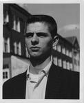 MU student Bill Hardebeck