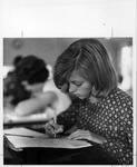 MU student Ellen Imbrogno, Charlton Heights, W.Va.