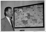 MU Geology professsor, Dr. Raymond Janssen, ca. 1960's