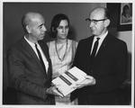 Ed Ashley, Frances Warsing, H. W. Apel