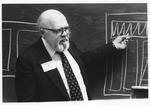 MU Journalism professor Wallace E. Knight