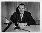 TV personality and author, Walter Kiernan, ca. 1970's