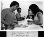 MU freshman student John Lantz