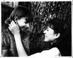 MU sophomore Mia C. Moran, and little sister Rhonda Gothard