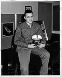 MU student and Naval recruit, William P. McNeer, Jr., 1962