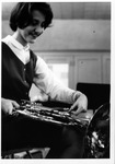 MU student & French horn player, Pat Pierce