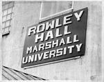 Rowley Hall at Marshall University