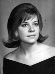 MU student Linda Sue Sanders from Williamson, W.Va.