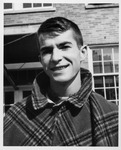 MU junior Pete Yarbrough, from Huntington, W.Va