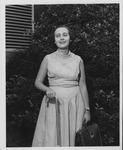 MU student Elizabeth Josephine Werner,