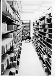 Manuscript storage, Morrow Library