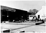 Construction of Marshall Memorial Fountain, ca. 1971