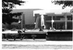 Marshall Memorial Fountain soon after completion, ca. 1970's