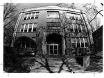 Front of Northcott Hall, Marshall campus