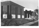 Exterior, MU Student Center, ca. 1980's